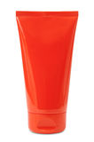 Cosmetic cream container tube royalty free stock images