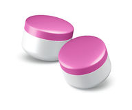 Cosmetic Cream Jar Stock Images