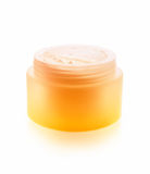Cosmetic cream for skin care Stock Image