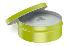 Cosmetic cream Stock Image