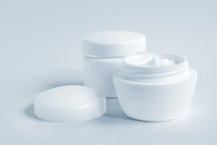 Cosmetic creams 2 Stock Photo