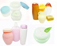 Cosmetic Creme For Face Set Royalty Free Stock Image
