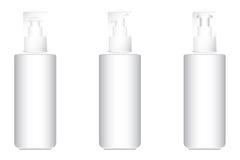 Cosmetic dispenser  Stock Image