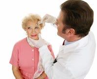 Cosmetic Facial Rejuvenation Royalty Free Stock Photo