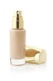 Cosmetic foundation Royalty Free Stock Photography