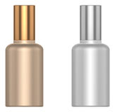 Cosmetic little bottle Stock Image