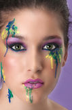 Cosmetic Make Up Royalty Free Stock Photography