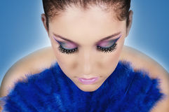 Cosmetic Make Up Stock Images