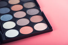 cosmetic make-up palette Stock Photo