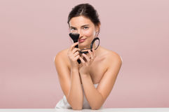 Cosmetic makeup Royalty Free Stock Images