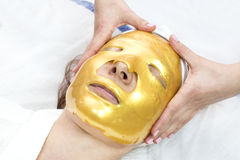 Cosmetic mask Stock Photos