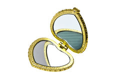 Cosmetic mirror Stock Image