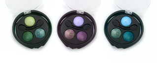 Cosmetic paints Stock Photo