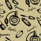 Cosmetic Pattern Stock Photos