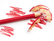 Cosmetic pencil Royalty Free Stock Photo