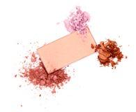 Cosmetic powder Stock Photos