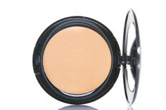 Cosmetic powder Royalty Free Stock Image