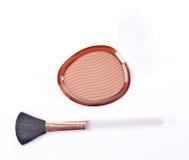 Cosmetic powder Stock Image