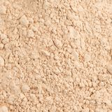 Cosmetic powder closeup Stock Image
