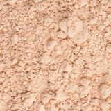Cosmetic powder closeup Royalty Free Stock Photography
