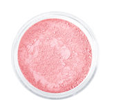 Cosmetic powder Stock Image
