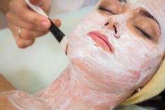 Cosmetic procedure Stock Photography