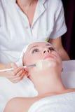 Cosmetic procedures Royalty Free Stock Photos