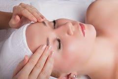 Cosmetic procedures Stock Photo