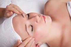 Cosmetic procedures Stock Image