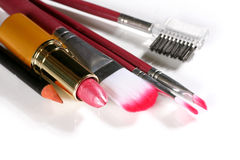 Cosmetic product royalty free stock photos