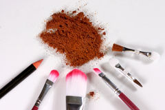 Cosmetic product Royalty Free Stock Image