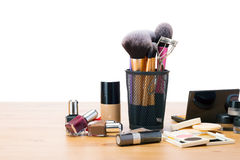 Cosmetic product Royalty Free Stock Photo