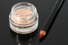 Cosmetic Products Stock Photography