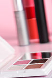 Cosmetic Products Royalty Free Stock Photography