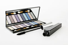 Cosmetic products Stock Images