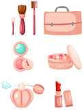 Cosmetic set Royalty Free Stock Photo