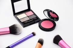 Cosmetic set Stock Image