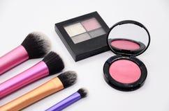Cosmetic set Stock Photography