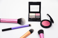 Cosmetic set Stock Images