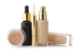 Cosmetic set Stock Photos