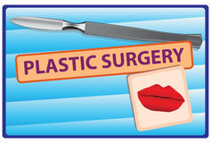 Cosmetic Surgery Stock Photography