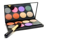 Cosmetic tools Stock Photos