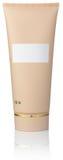 Cosmetic tube Stock Photo
