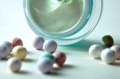 Cosmetici Fotografie Stock Libere da Diritti