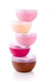 Cosmetici di Skincare Immagine Stock