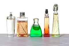 Cosmetici e profumi fotografie stock libere da diritti