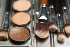 Cosmetico professionale Fotografia Stock
