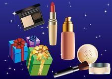 Cosmetics. Stock Photos