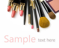 Cosmetics Royalty Free Stock Image