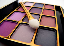 Cosmetics. Shallw Depth of Field Stock Images